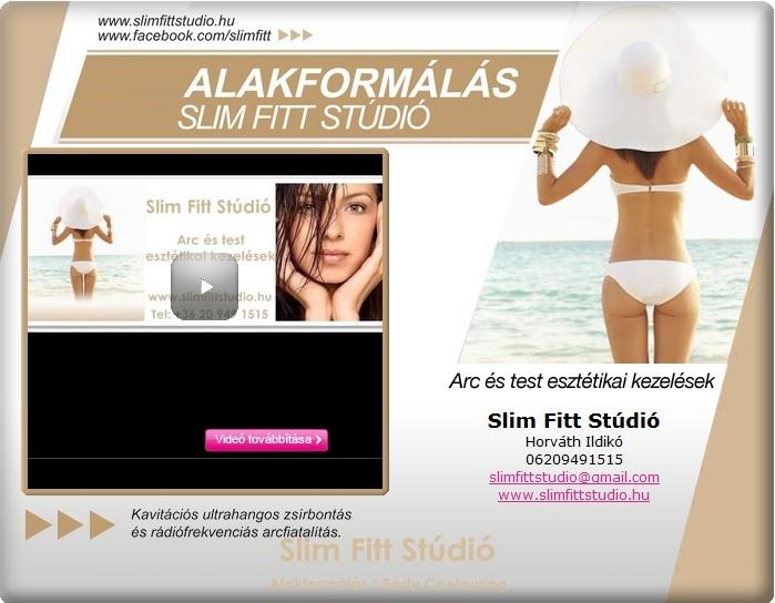 Slim Fitt Stúdió Alakformálás és arcfiatalítás