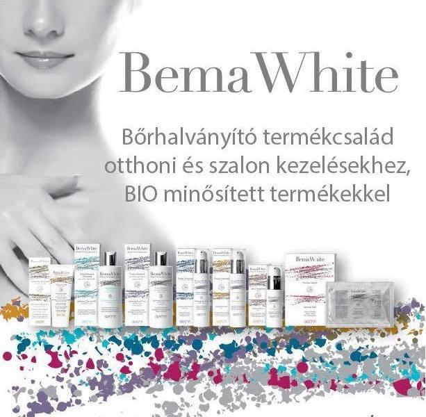 Bema White Bőrhalványító termékcsalád